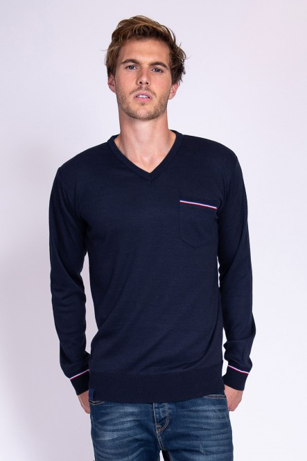 Sweater SALOMON Dark blue