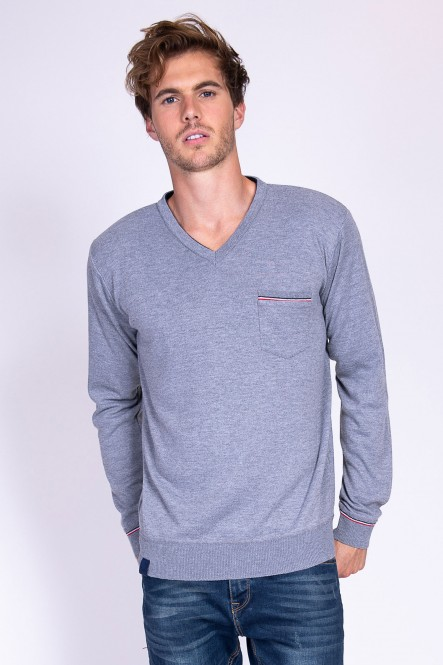 Sweater SALOMON Medium grey