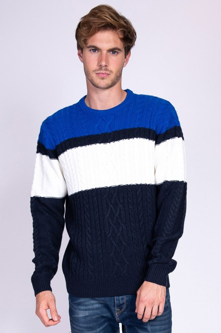 Sweater SANJER Blue