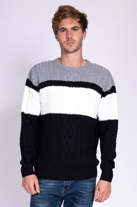 Sweater SANJER Light grey