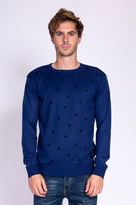 Sweater SCAMPERY Navy blue