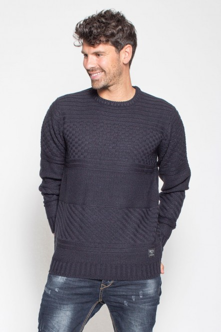Fancy knit sweater SILLOW...