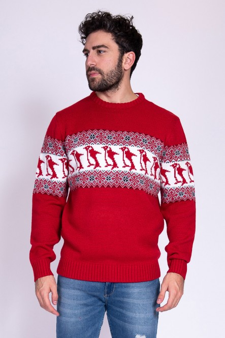 Christmas sweater...
