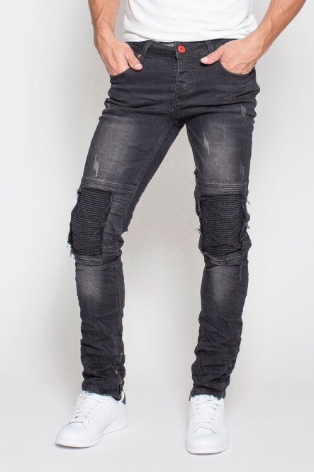 Stretch biker jeans WAGGY...