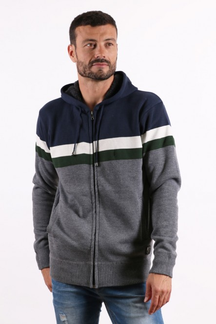 Pull SLIMO Gris