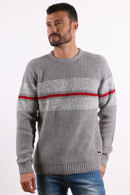 Pull SYMPHONY Gris clair...