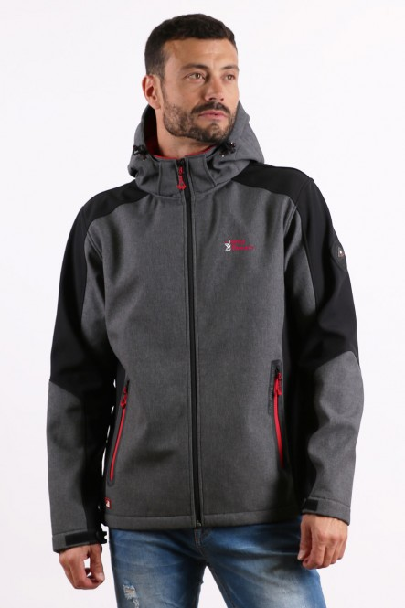 Jacket ILLUSION Medium grey