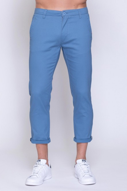 Pants 7/8th ERRA Blue heaven