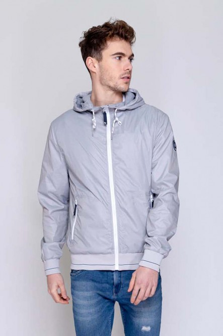 Hooded jacket BALLAD Light...
