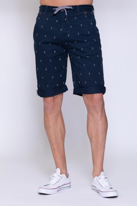 Bermuda FOLDEN Light navy
