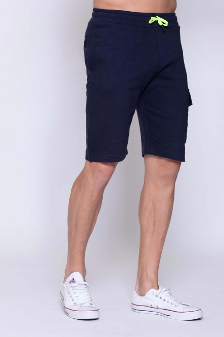 Jogging shorts VALERIAN Navy