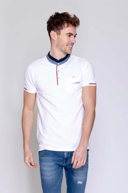 Short sleeves polo PRIMAL...