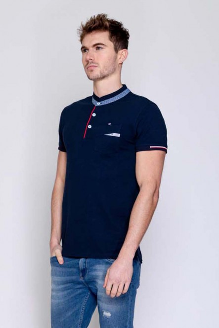Short sleeves polo PRIMAL Navy