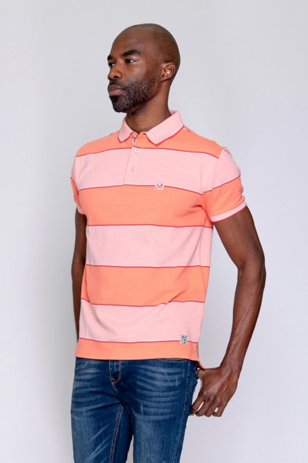 Short sleeves polo PITCHY...