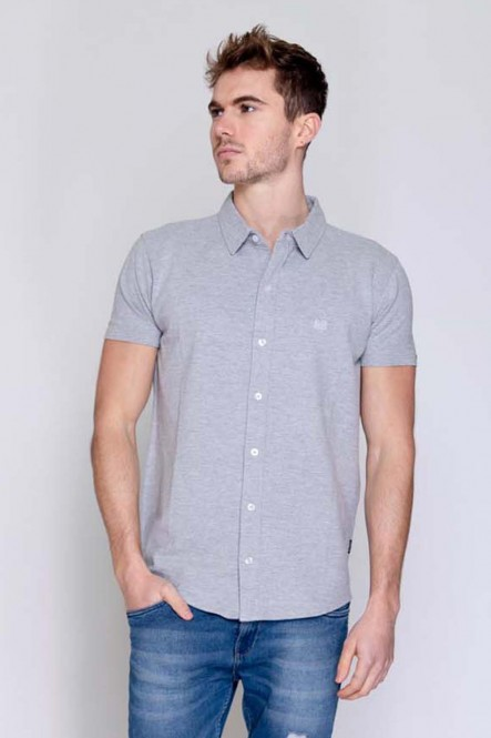 Short sleeves polo PRIAM...