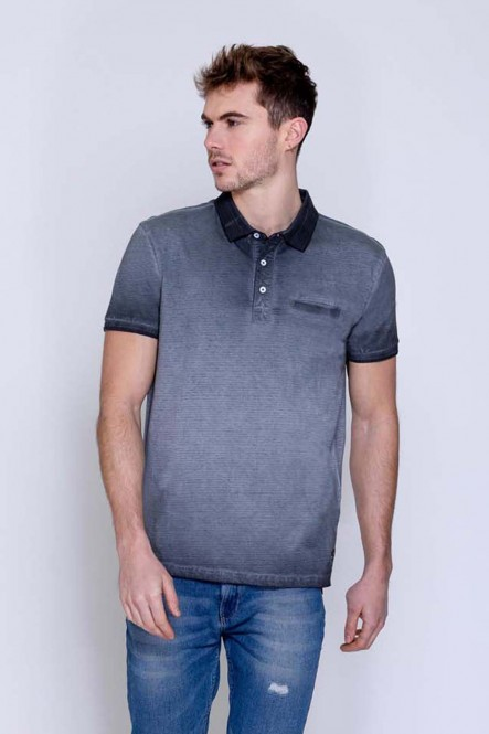 Short sleeves polo PUSHER...