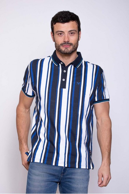 Short sleeves polo POLYGO...