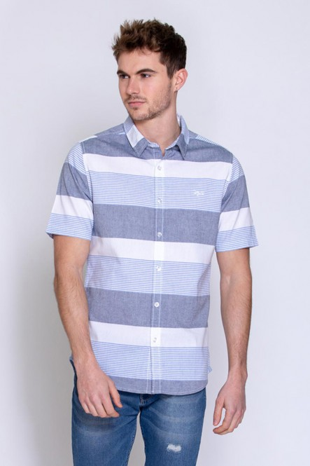 Short sleeves shirt CIRCA Navy