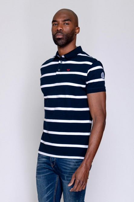 Short sleeves polo PATTERN...