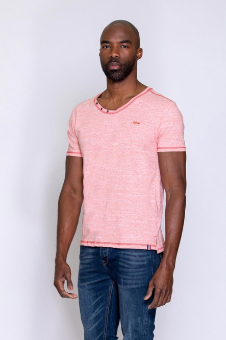 V-neck t-shirt TALEN...
