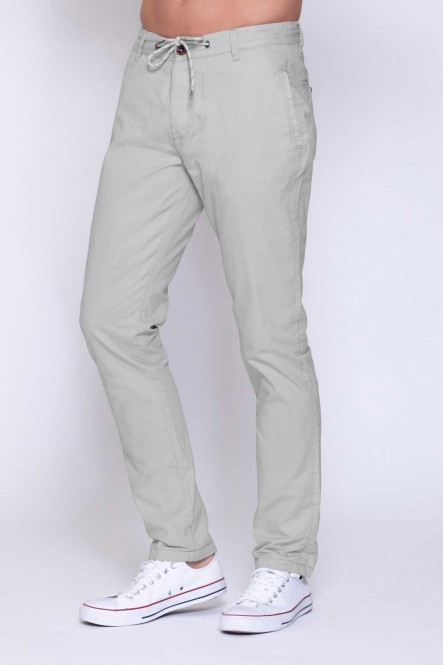 Pants ELIOR Paloma grey