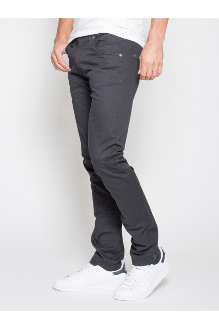 Pantalon 5 poches stretch...