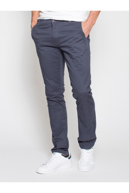 Stretch chino pants ERGO Navy