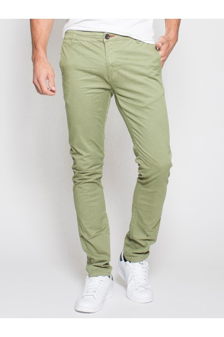 Stretch chino pants ERGO...