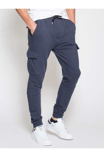 Multi-pockets jog pants...