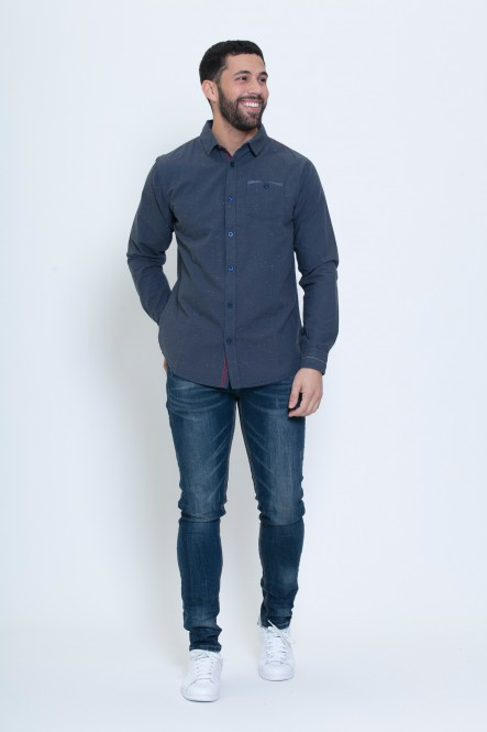 Long sleeves flanelle shirt...