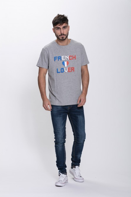 Printed t-shirt THEFRENCH B...
