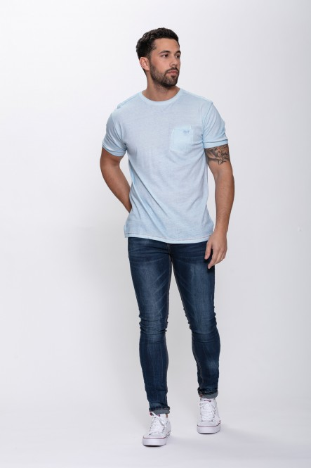Cold dyed t-shirt TIPO...