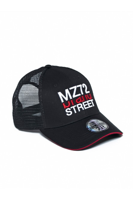 Street cap CAP-SPORTY Black