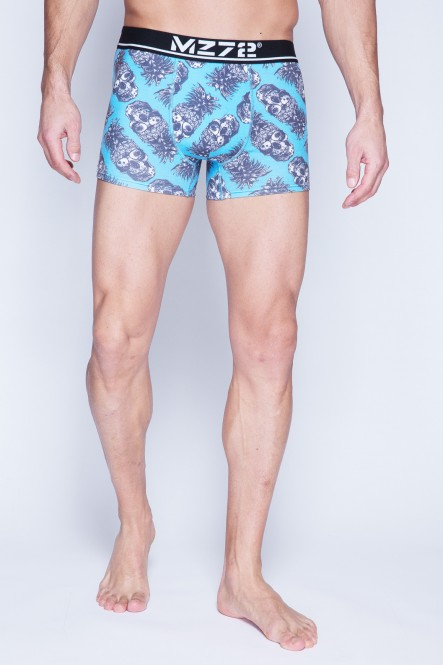 Cotton stretch boxer short...