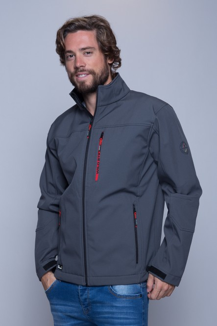 Veste softshell IGLOO Gris