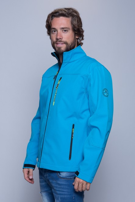 Veste softshell IGLOO Bleu