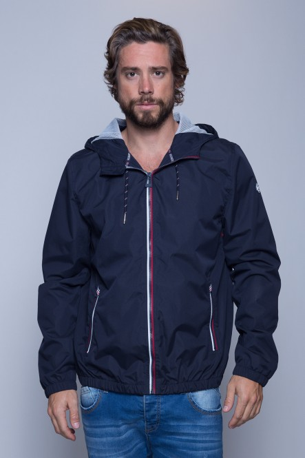 Windbreacker jacket BYSEA Navy