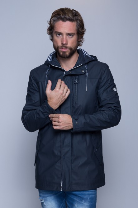 Rain coat BEBOAT Navy