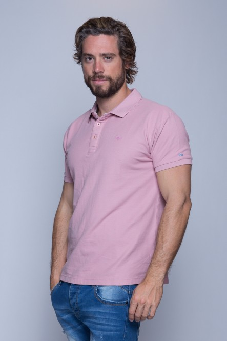 Short sleeves polo PARADISO...
