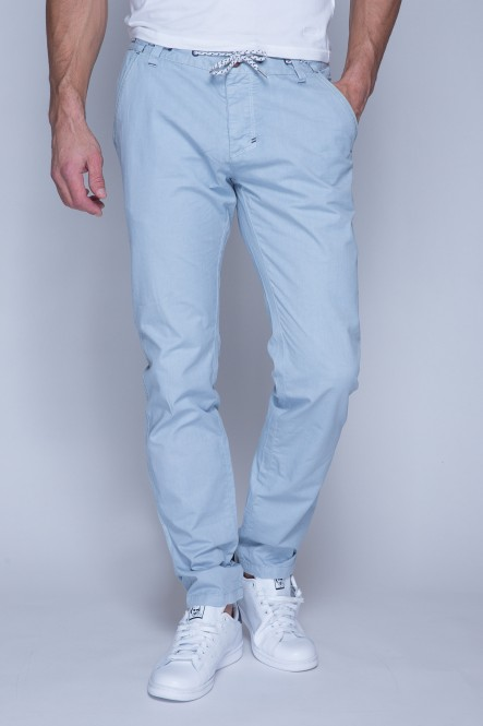 Chino pants with string on...