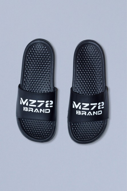 Slippers CLQ-BRAND Black