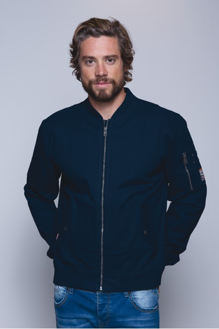 Coton bombers jacket BEACH...
