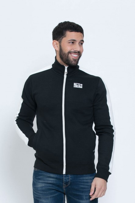 Zipped vest JOULS Black