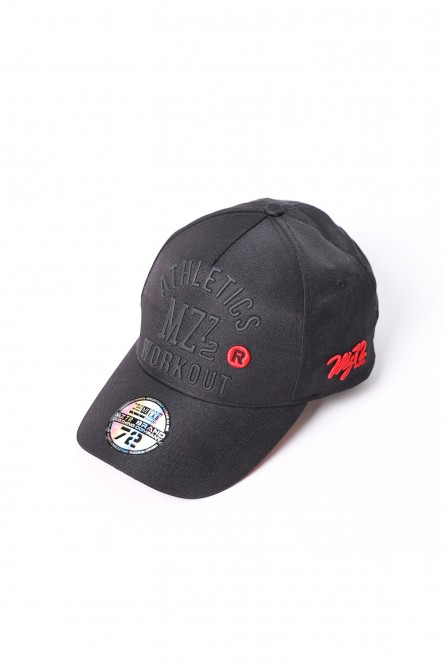Cap CAP-ATHLETICS Black