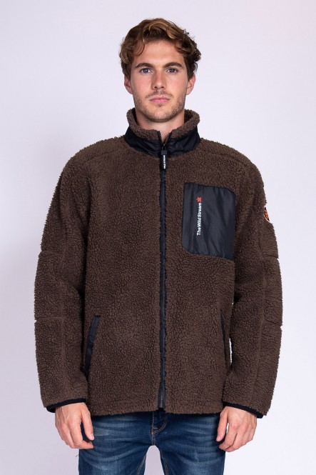 Jacket IVERIO Brown