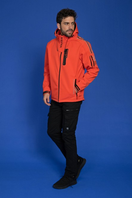 Jacket INMOVE Spicy orange