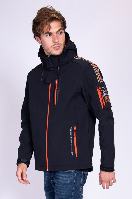 Jacket INMOVE Black