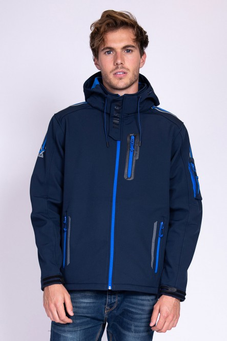 Jacket INMOVE Light navy