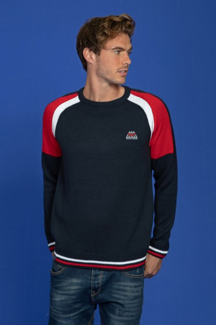 Sweater SYSS Navy