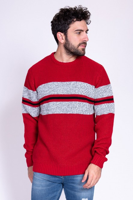 Sweater SYMPHONY Red